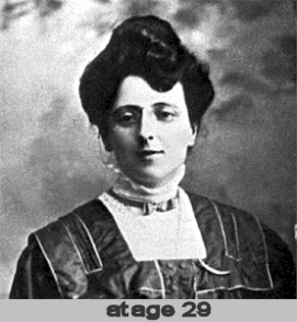 Lucy Maud Montgomery at age 29