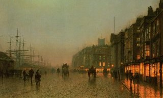 Rainy Nights (Grimshaw)