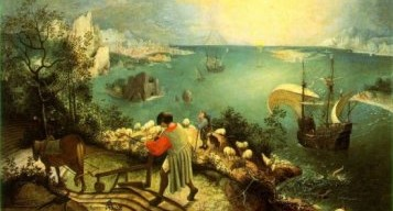 Fall of Icarus (Brueghel)