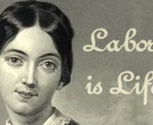 Labor by Frances Sargent Osgood