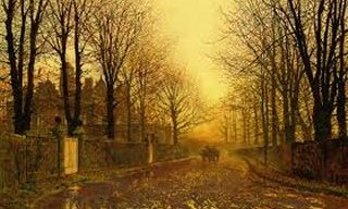 Autumn Evening (Grimshaw)