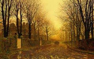 Autumn Evening (Grimshaw)